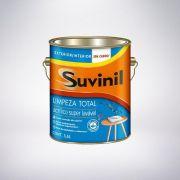 Tinta Acrilico Limpeza Total Branco Suvinil3.6lt