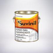 Tinta Fundo Para Galvanizados Suvinil 3.6lt