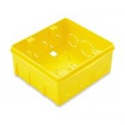 Elétrica Caixa de Embutir 4x4 Quadrada Tramontina