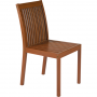 Cadeira Terrazo Fitt Fixa Montável Natural Ref.10832/072 Tramontina