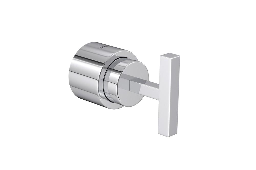 Acabamento Para Registro de Pressão Com Mecanismo 1/2 Volta Stick Cromado Deca Ref. 4916.C84.PQ