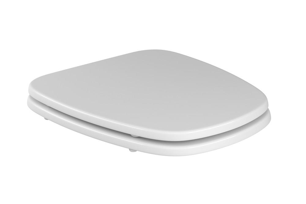 Assento Poliéster Com Fixação Monte Carlo Deca Branco Ref. AP.81.17
