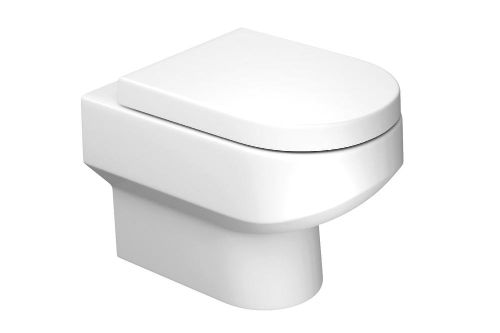Bacia Convencional Carrara Deca Branco Ref. P.60.17