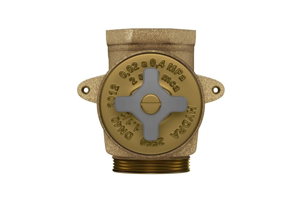Base Para Válvula de Descarga Base Hydra Max Bruto Deca Ref. 4550.504