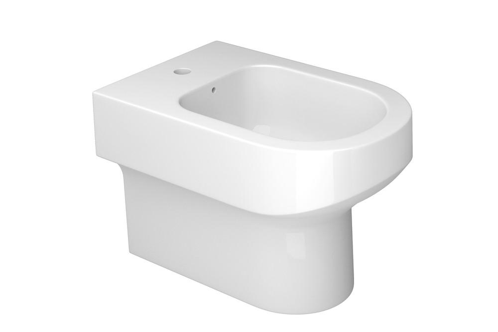 Bidê Com 1 Furo Carrara Deca Branco Ref. B.61.17