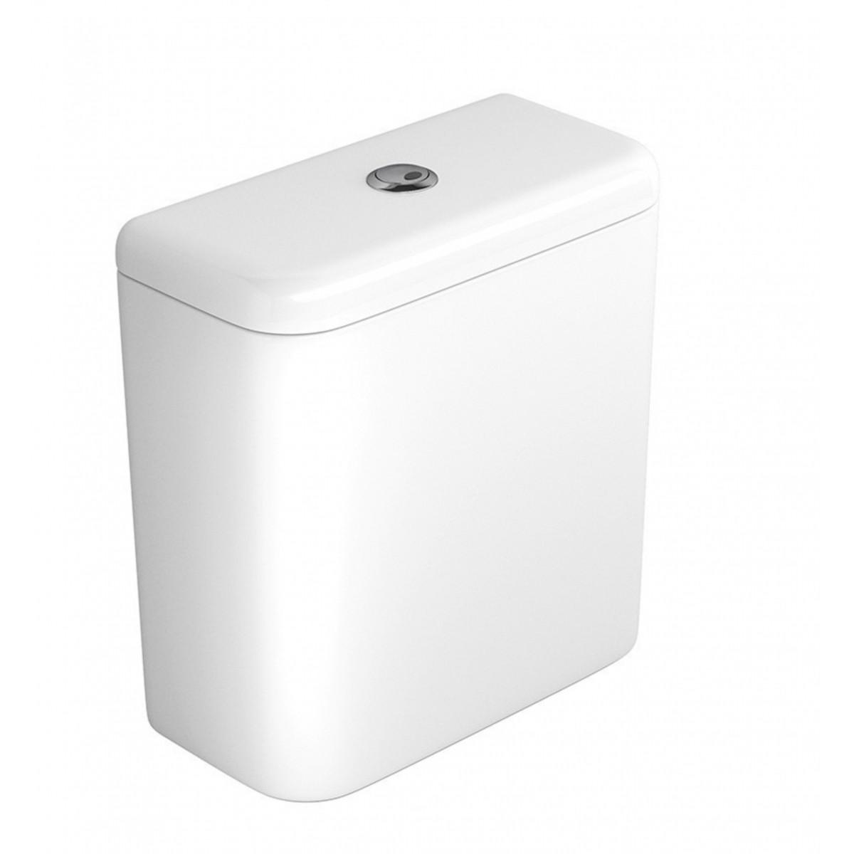 Caixa Acoplada Mecanismo D.Flux Carrara/Nuova CD.11F.17 Deca Branco
