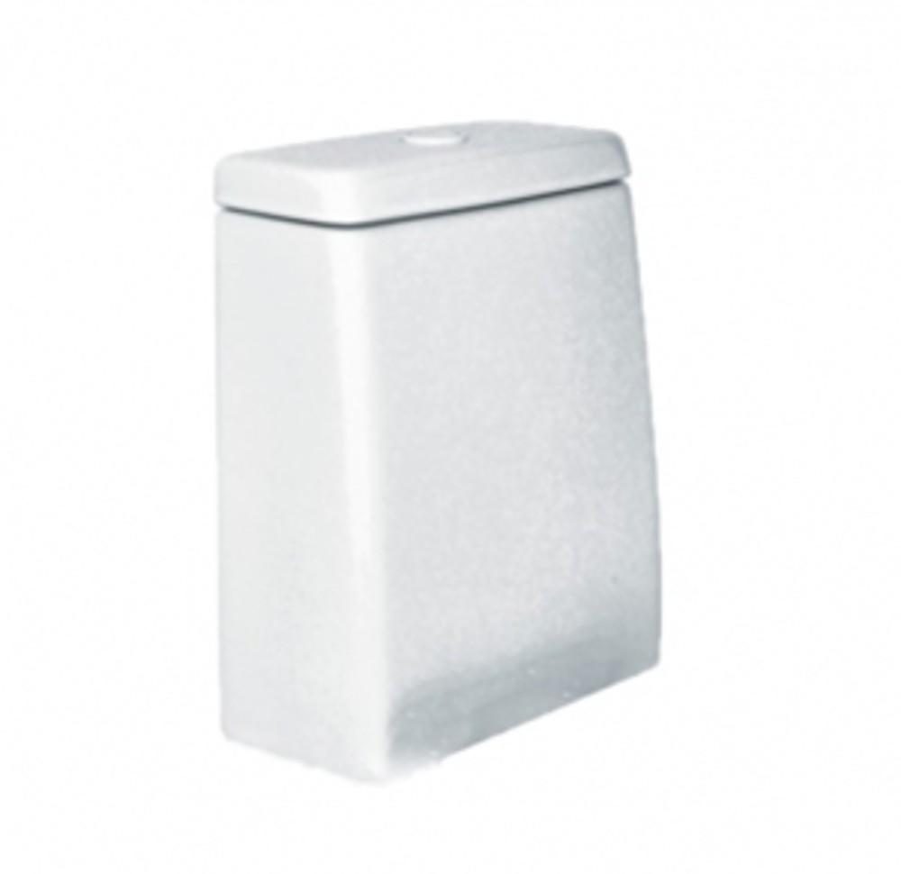 Caixa Acoplada Mecanismo de Flux Link Deca Branco Ref. CD.23F.17
