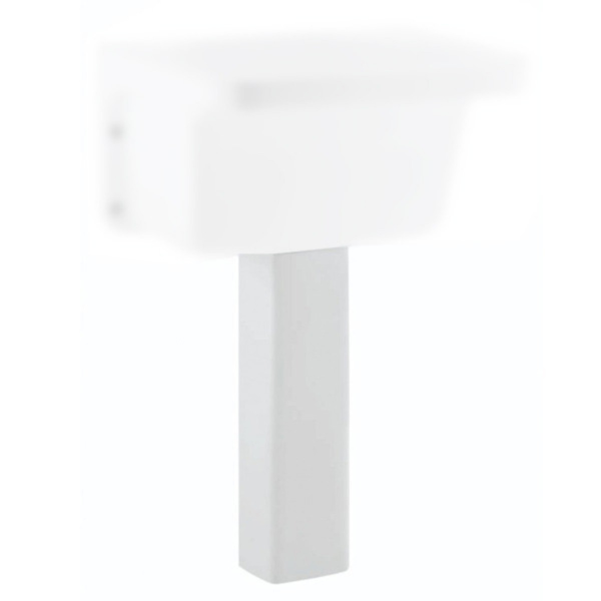 Coluna Para Tanque Deca Branco TQ 02/03 Ref. CT.25.17