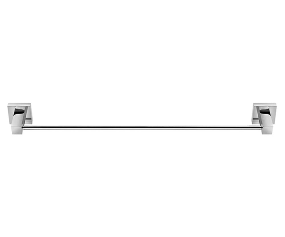 Acessórios Porta Toalha Bastão - 590mm - Square - Cromado Docol