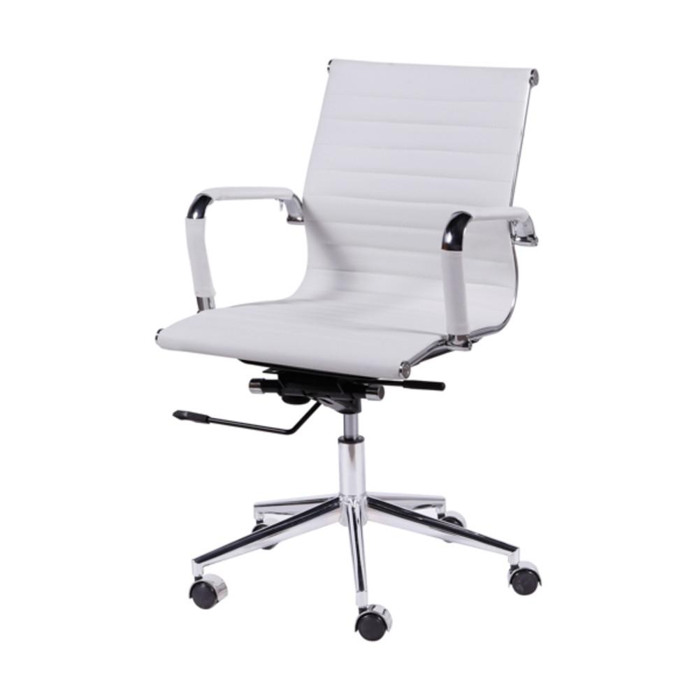 Cadeira Baixa Ref. Or-3301 Branca