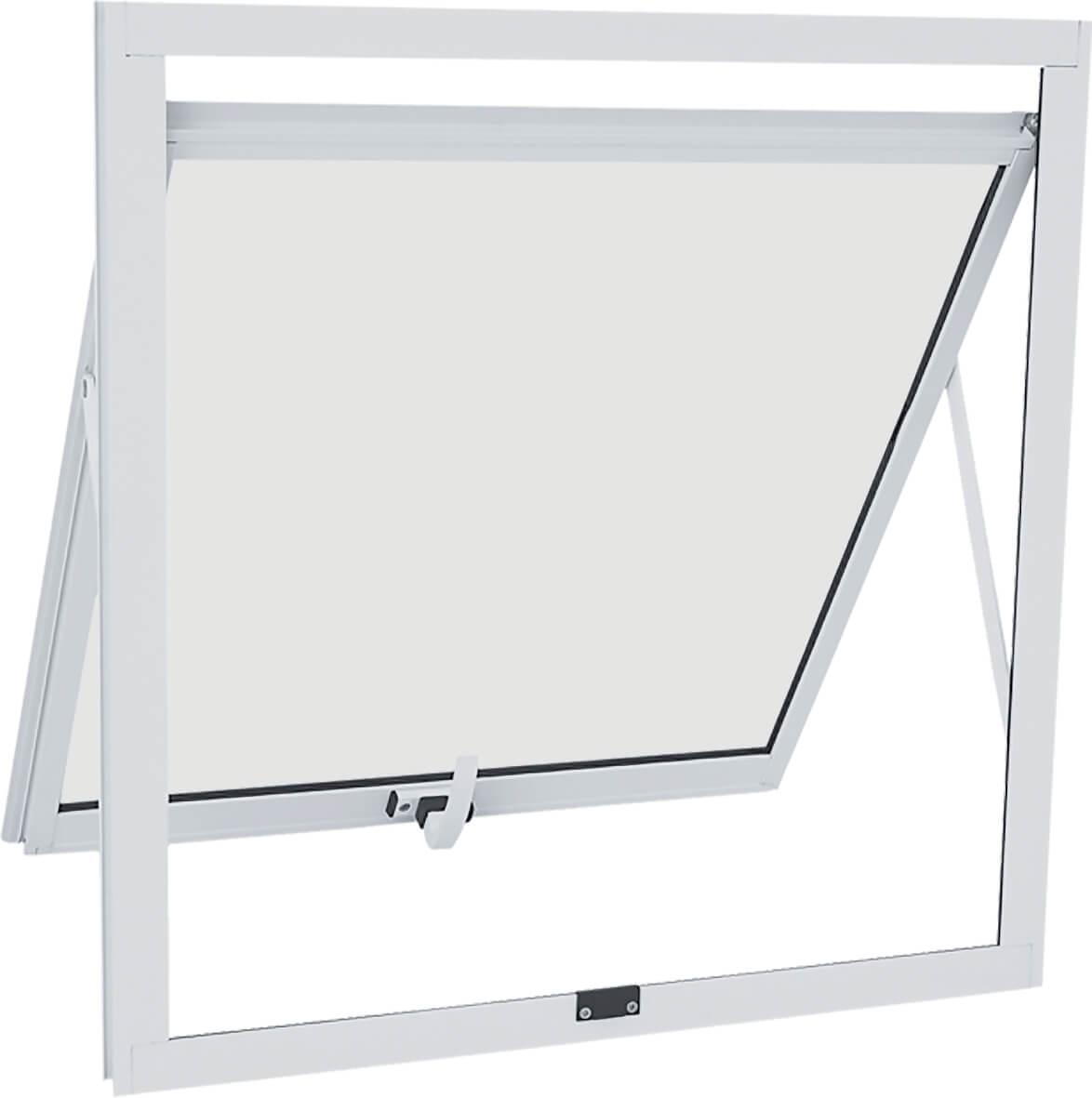 Alumifit Janela Maxim-Ar - 0.60x0.60x0.03 Ref. 78.20.101-0 Sasazaki