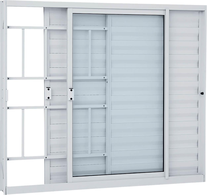 Alumifit Veneziana - 1.00x1.20x7.6 Ref. 78.01.601-9 Sasazaki