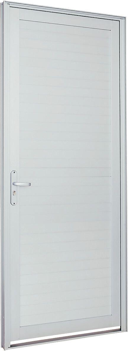 Alumifort Porta de Abrir - 2.16x0.88x5.4 Ref. 76.26.201-2 Sasazaki