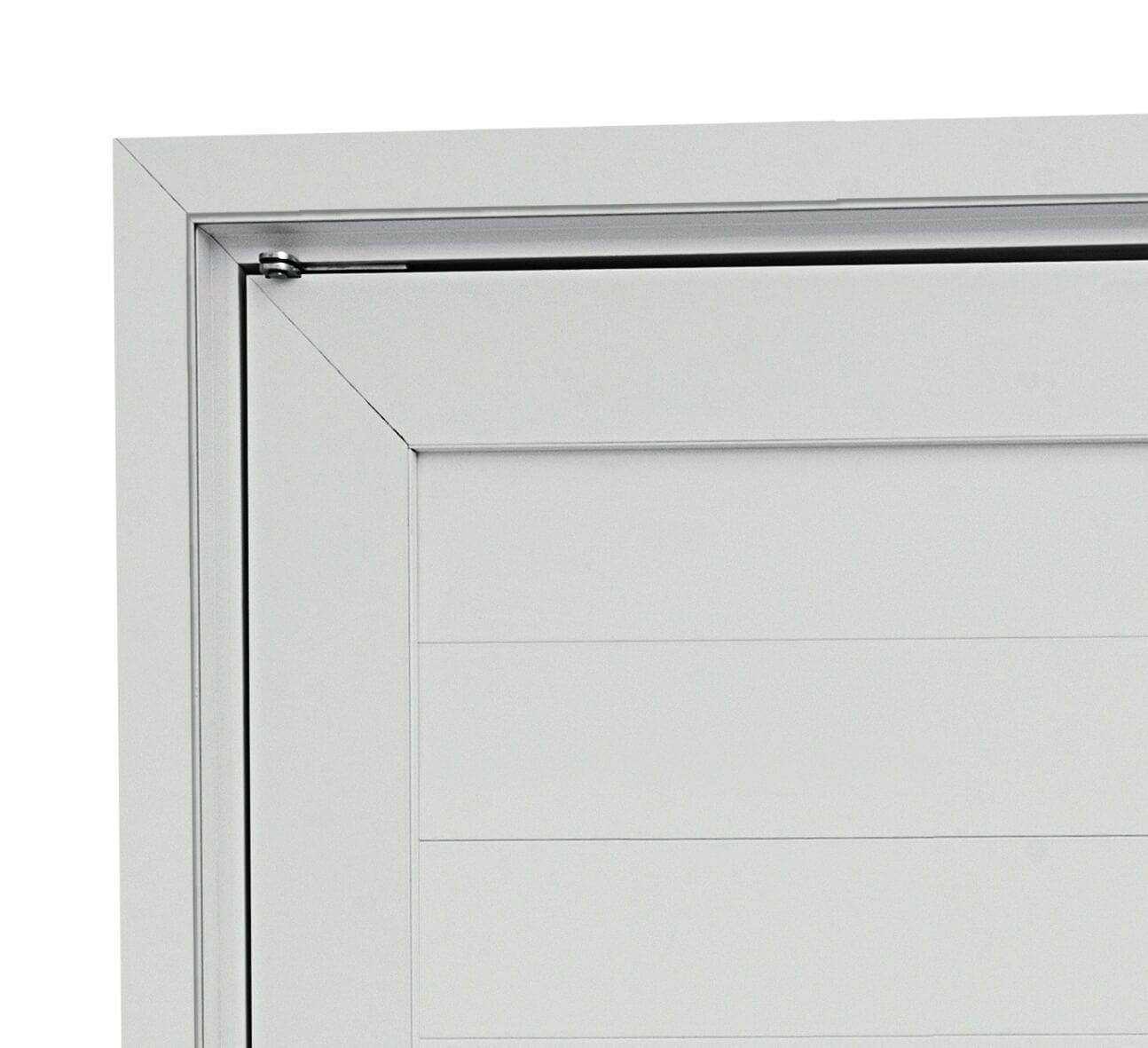 Aluminium Guarnição - 243.5x146.2x12.0 Ref. 72.92.823-7 Sasazaki