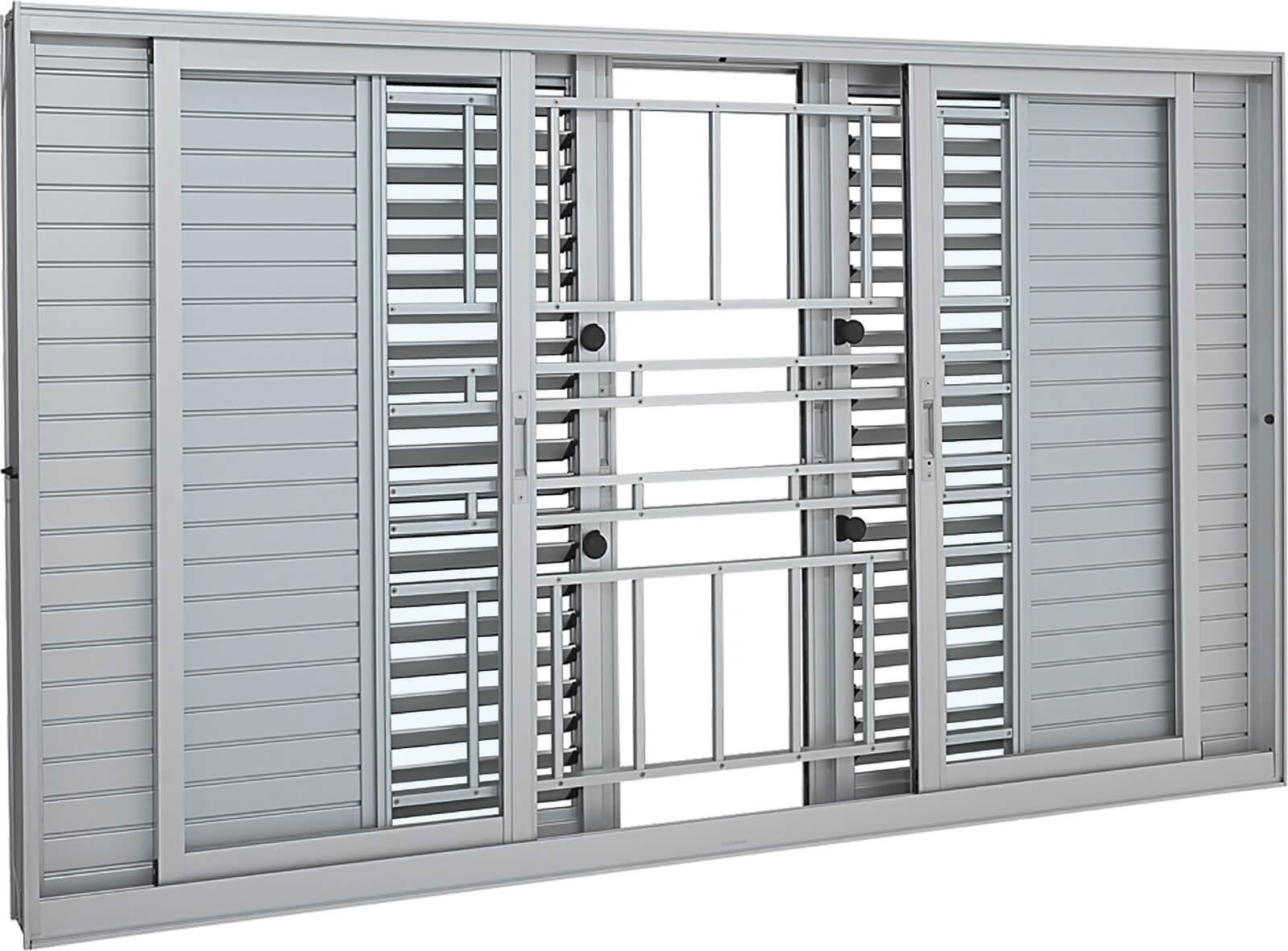 Aluminium Veneziana Multiflex - 1.00x1.50x0.14 Ref. 70.05.601-1 Sasazaki