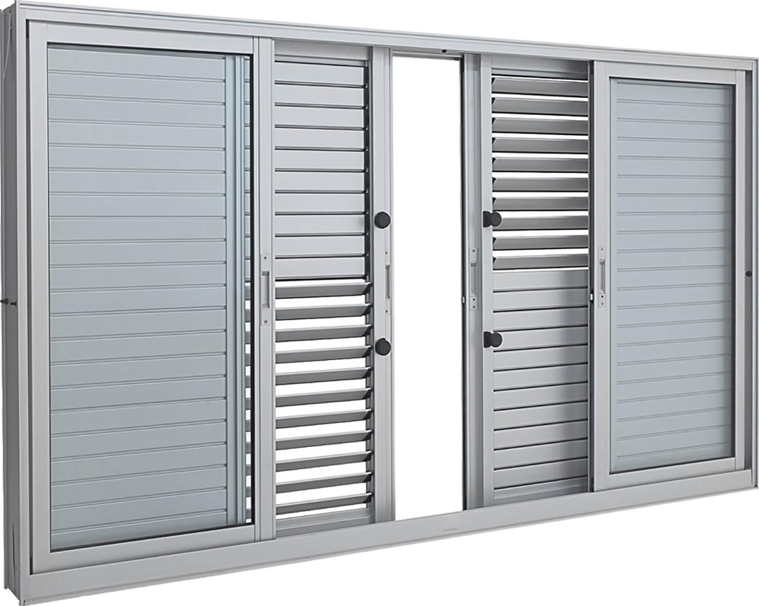 Aluminium Veneziana Multiflex - 1.20x2.00x0.14 Ref. 70.04.604-0 Sasazaki