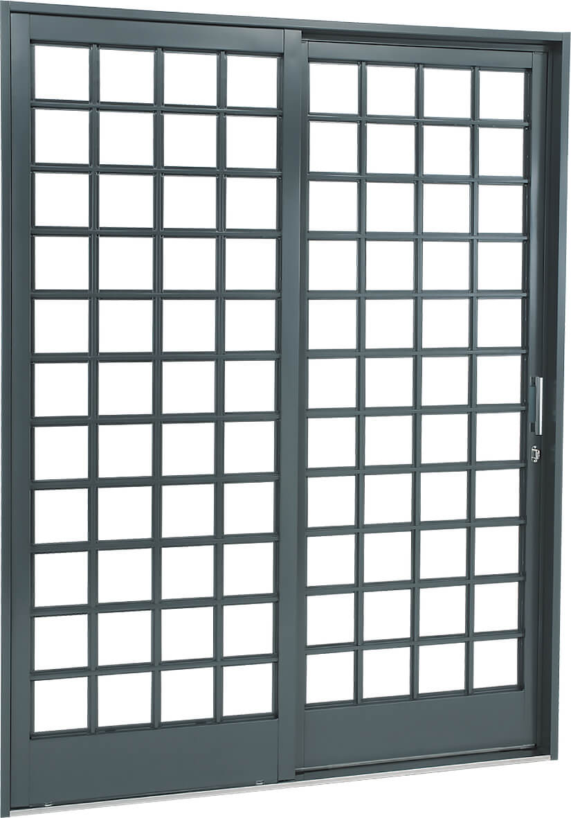 Belfort Porta de Correr - 2.17x1.60x0.12 Sasazaki Ref. 69.51.263-1
