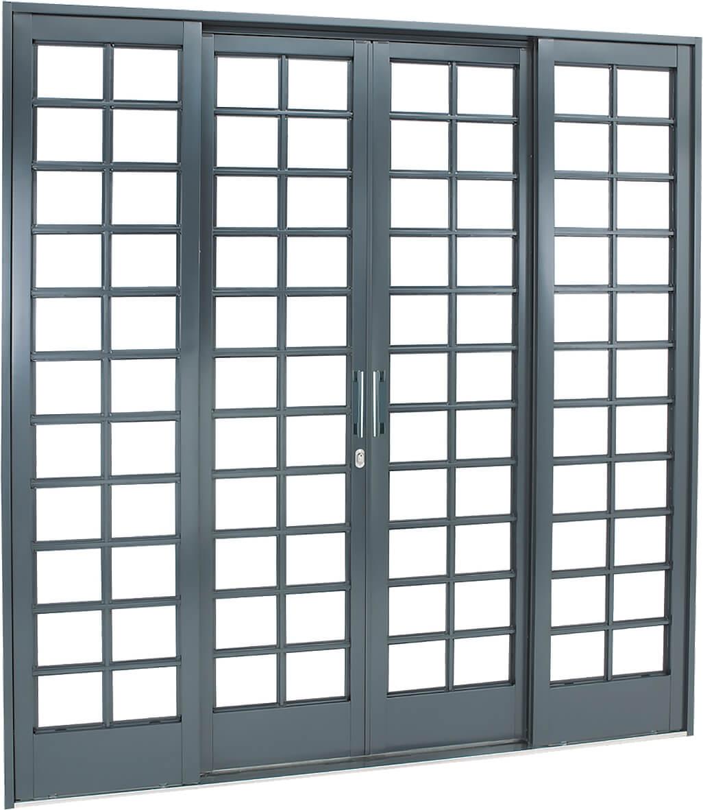Belfort Porta de Correr - 2.17x2.00x0.12 Sasazaki Ref. 69.51.202-0