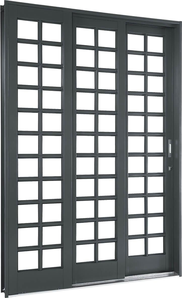 Silenfort Porta de Correr - 2.17x2.00x14 Sasazaki Ref. 69.51.174-0