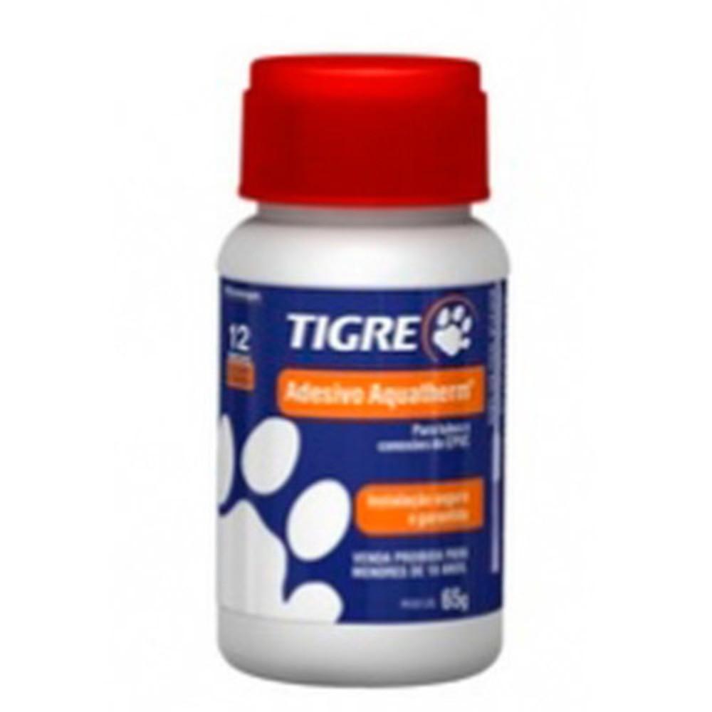 Adesivo Plástico Para PVC 75g Tigre