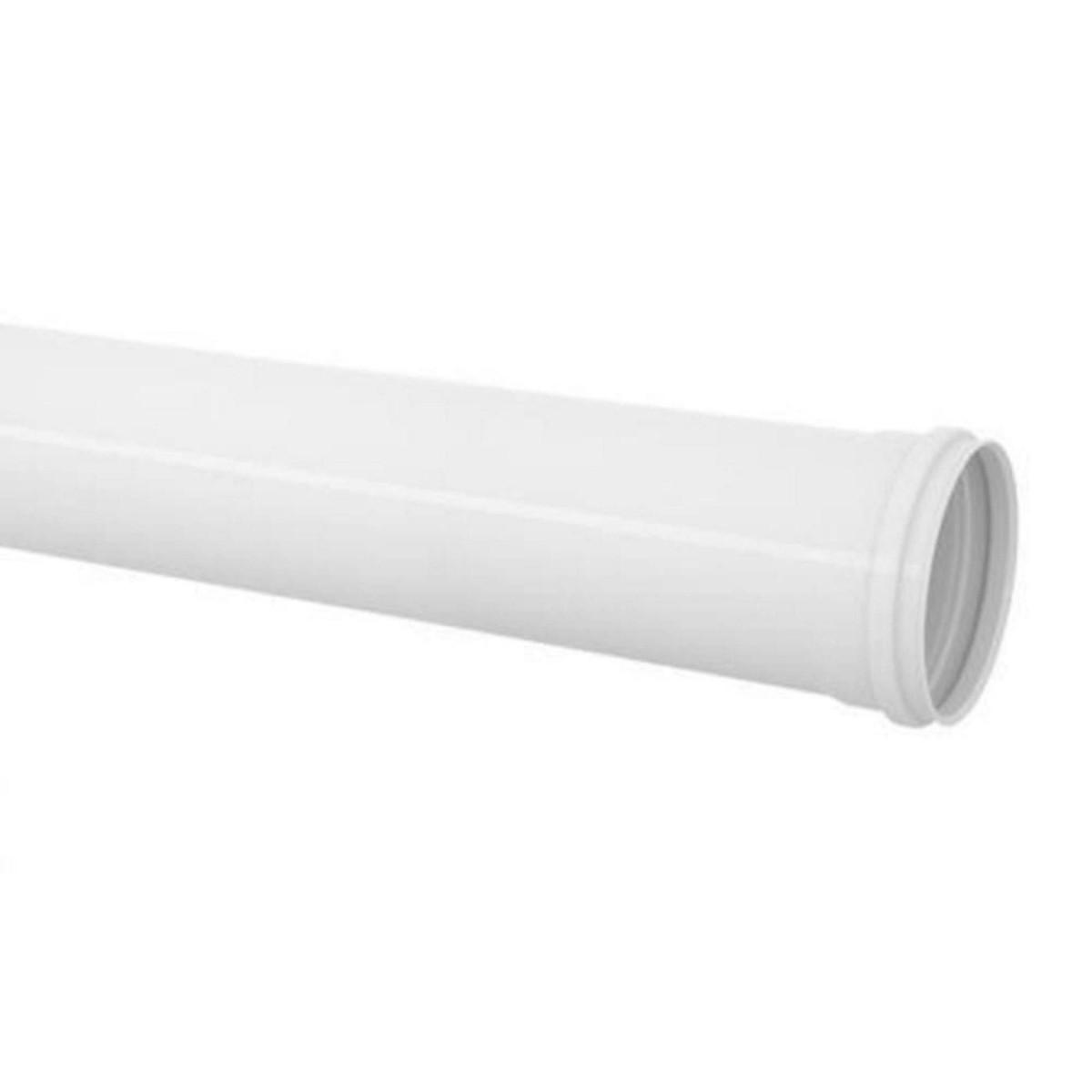 Esgoto Tubo Série Normal 100mm - 4