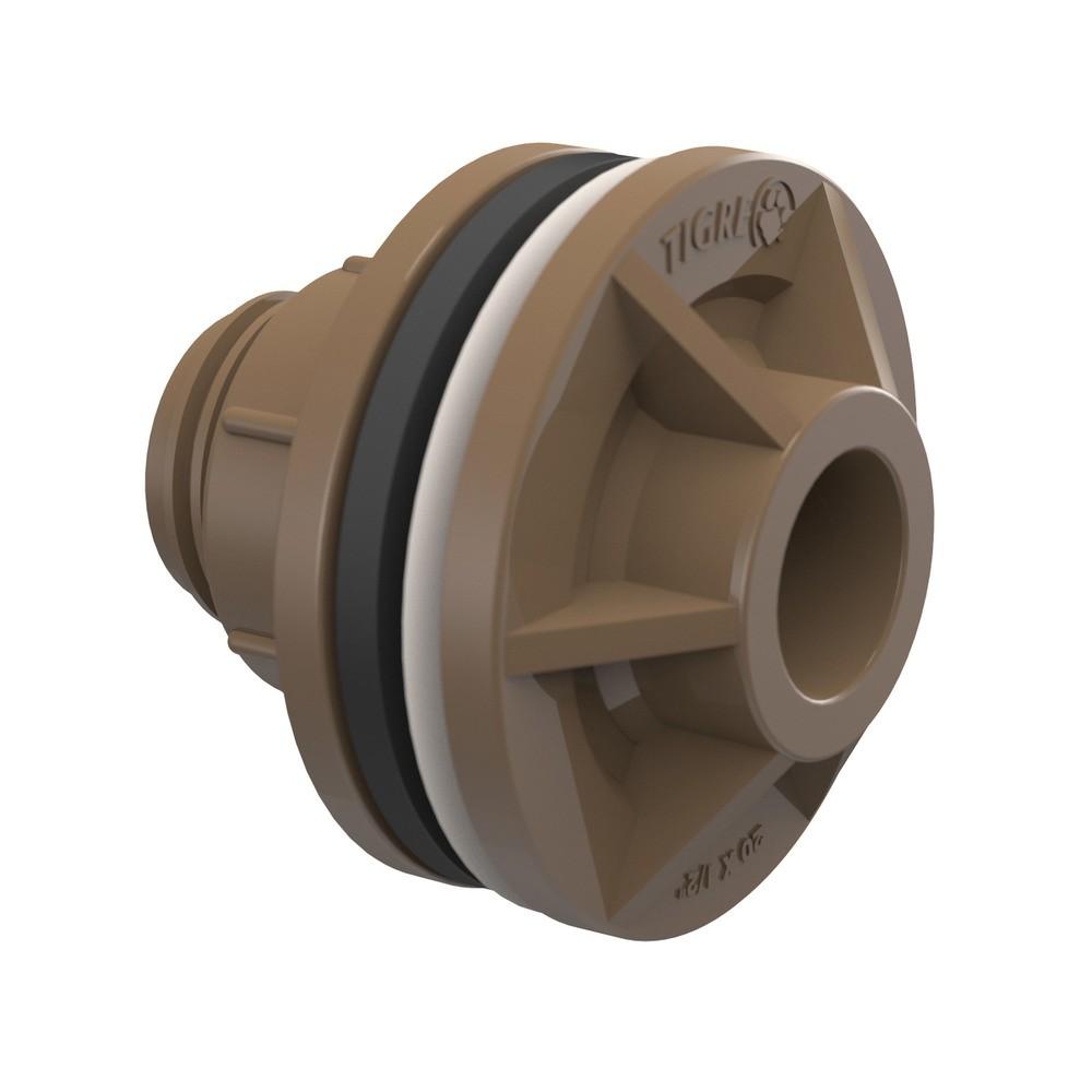 Adaptador C/Anel P/Caixa D'agua 32mm (1