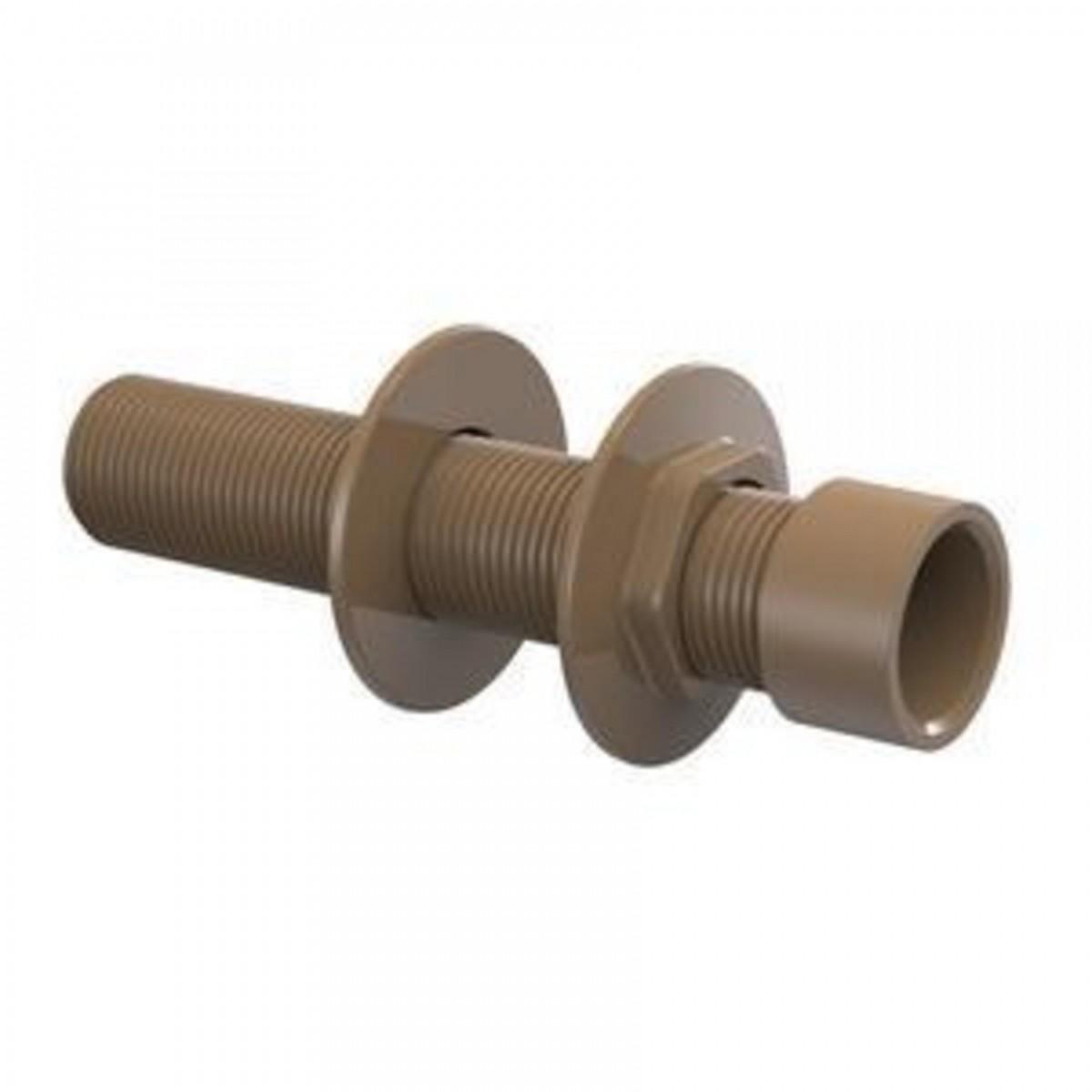 Solda Adaptador C/Anel P/Caixa D'agua 85mm (3