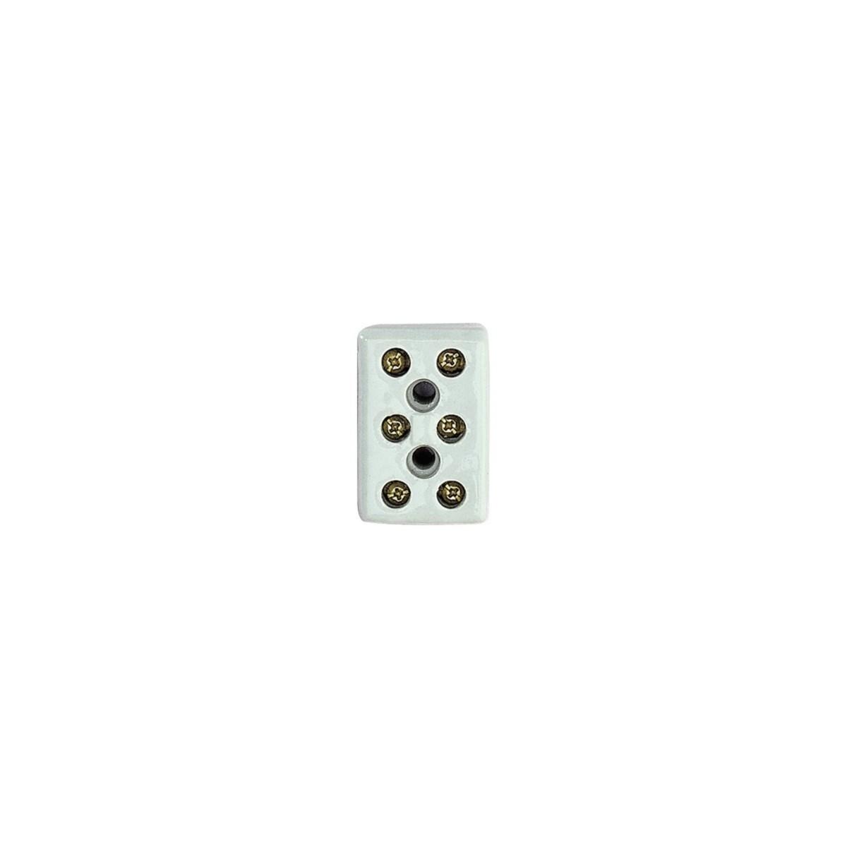 Elétrica Conector Mult .6mm2 Porcelana Tramontina