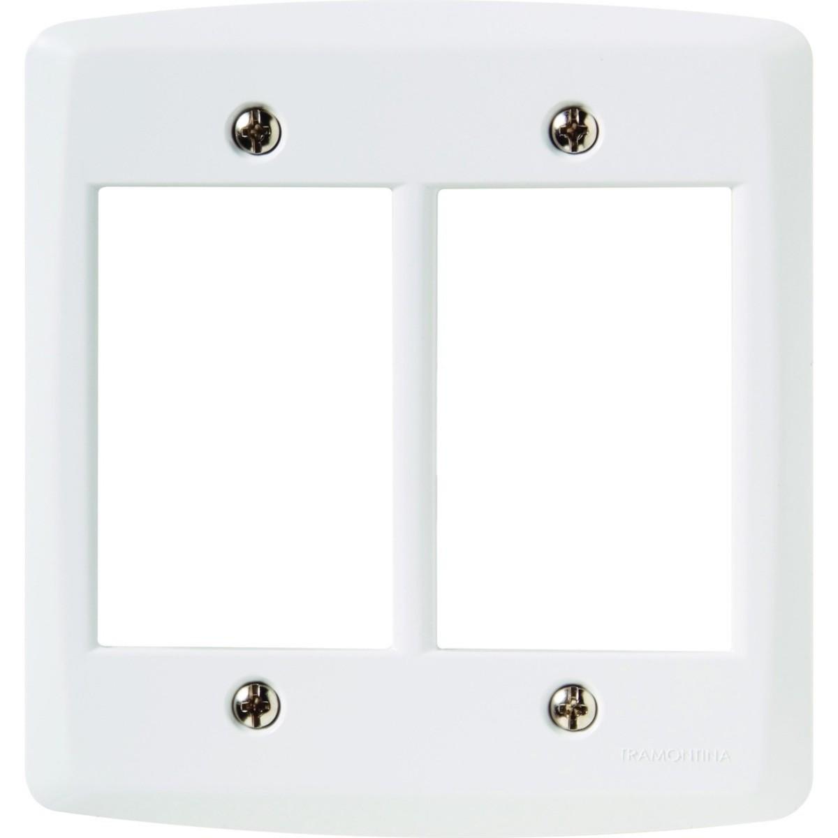 Elétrica Placa 6 Postos 4x4 Tramontina