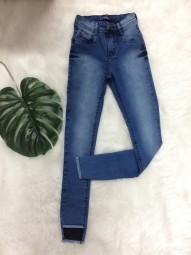 Calça Skinny Jeans Capitan  - Mônica