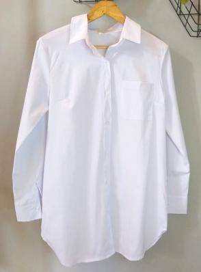 Camisa Chemise Tricoline - Aline