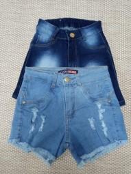 Shorts Curto Jeans Capitan - Soraia