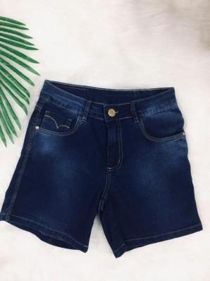 Shorts Meia Coxa Jeans 767 - Deise
