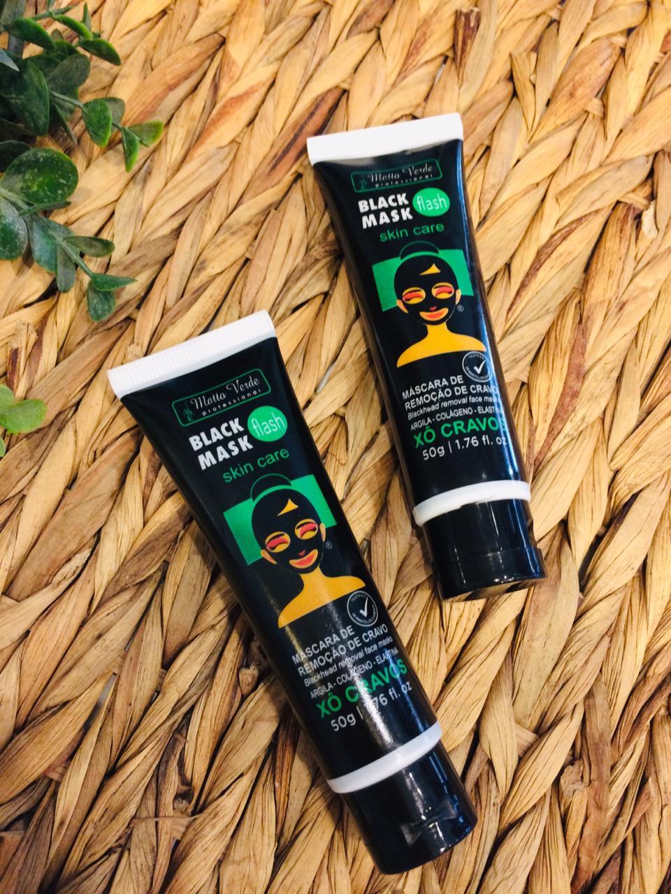 Black Mask Máscara Remoção de Cravos - Matto Verde