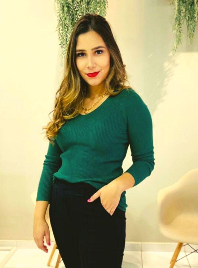 Blusa Modal Tricô Trabalhado - Luana