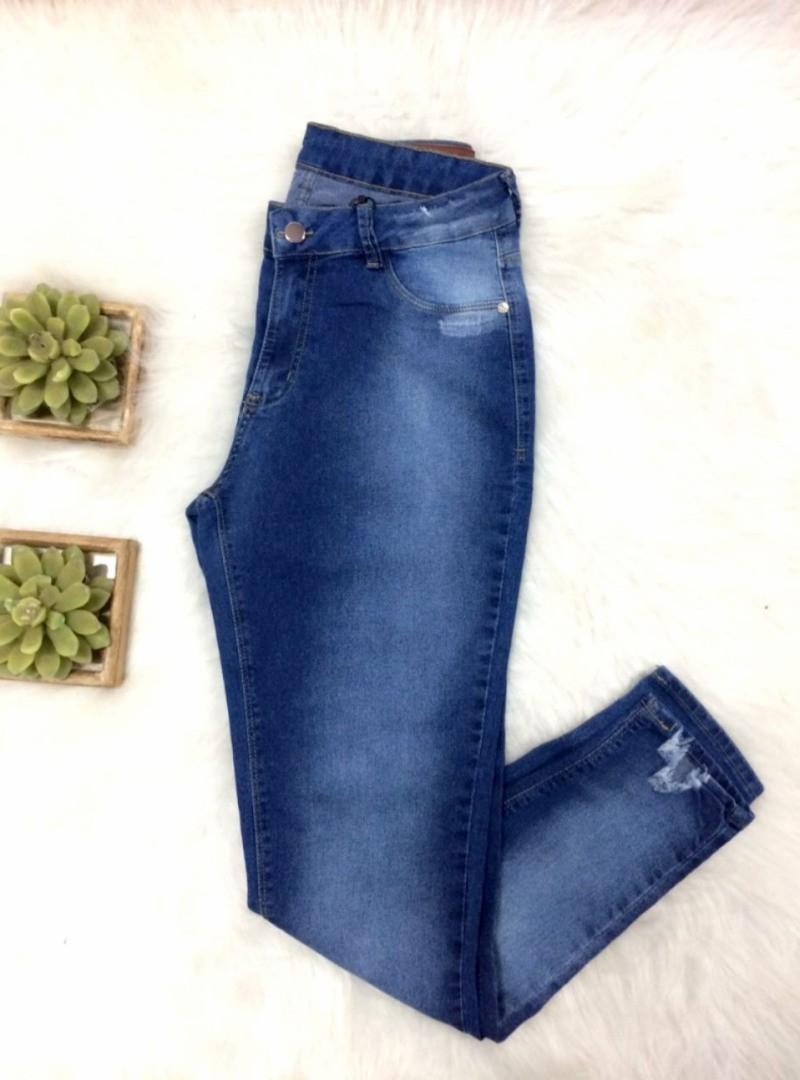 Calça Cigarrete Jeans - Bianca 767