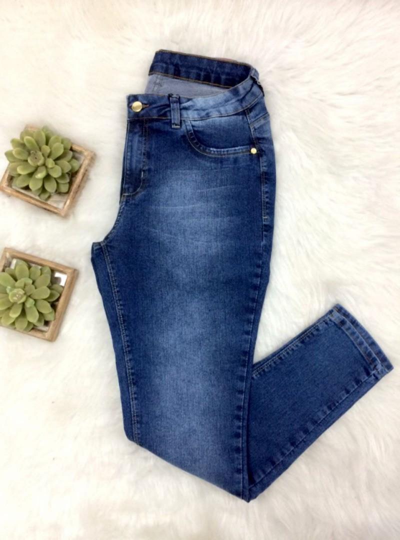 Calça Jeans Cigarrete - Belinda