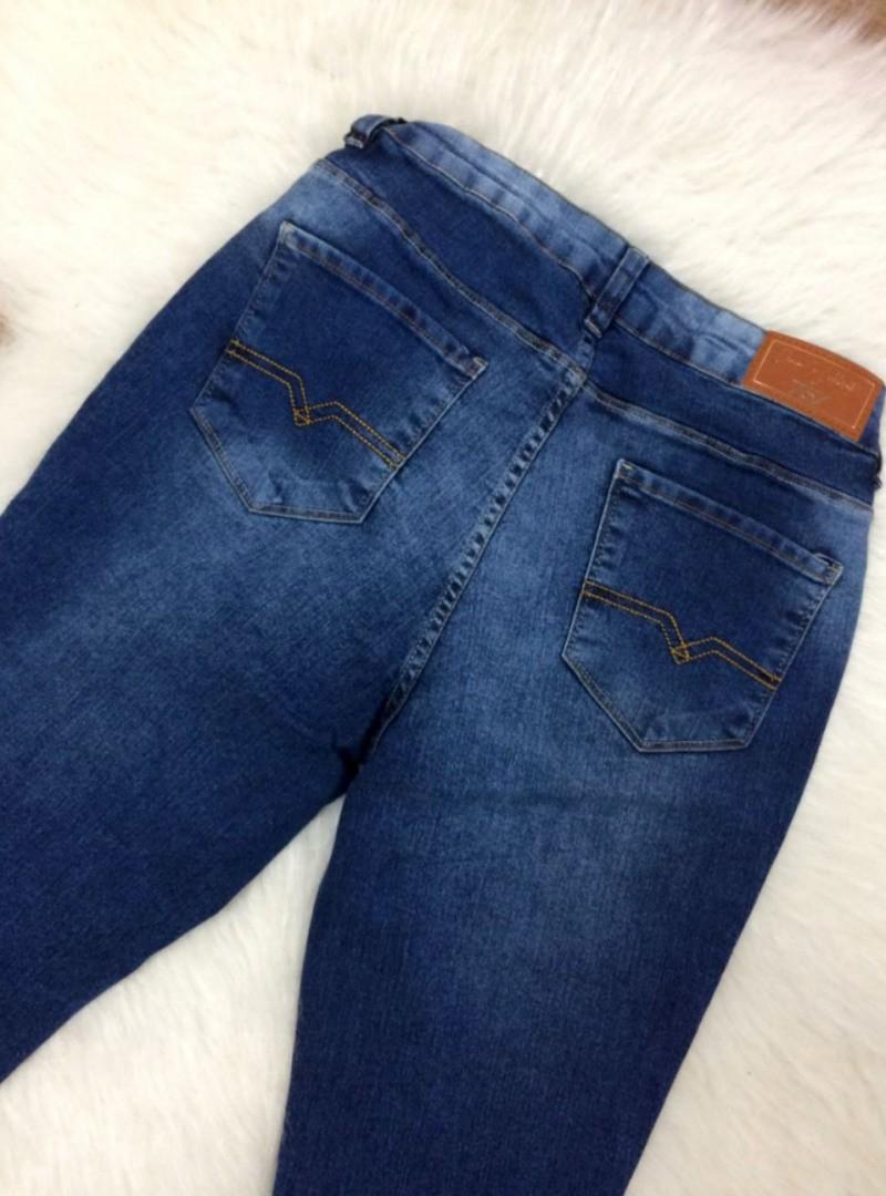 Calça Jeans Cigarrete - Belinda 767