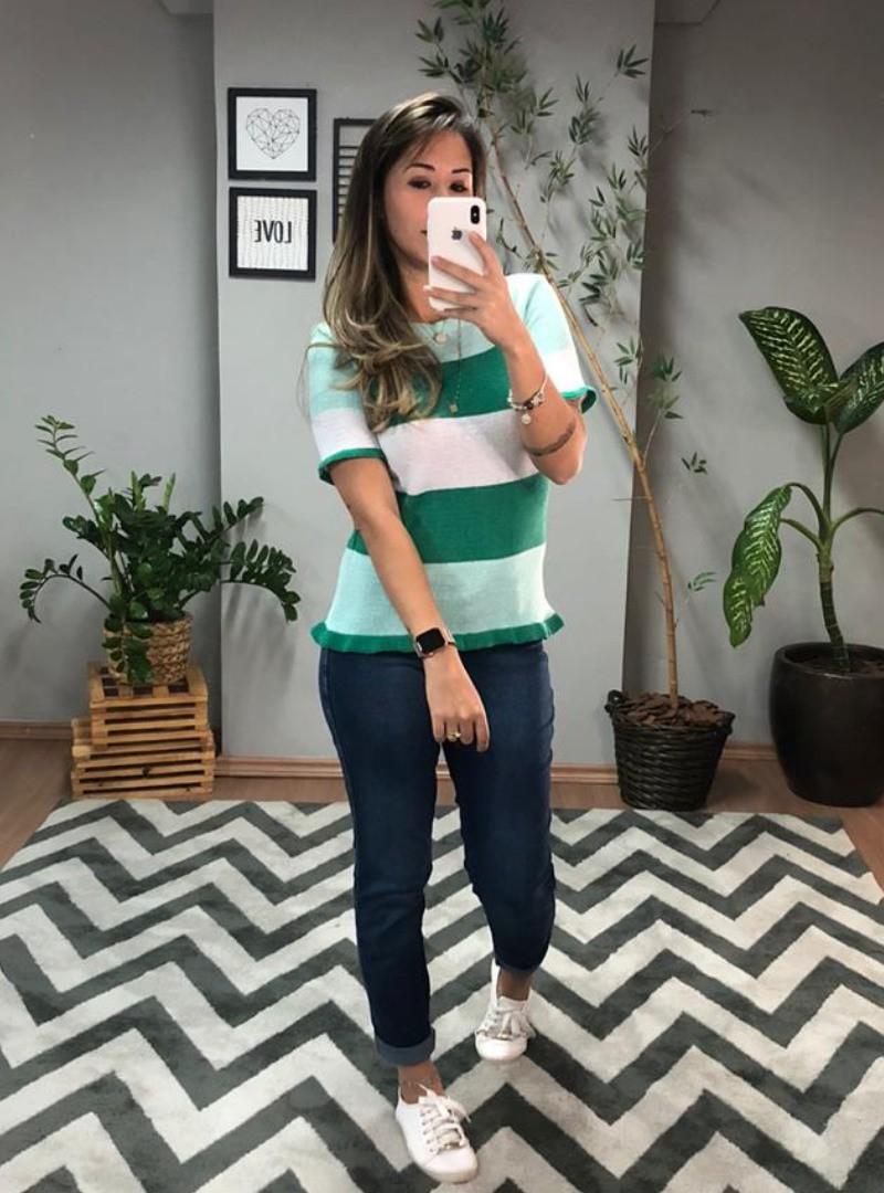 Calça Jeans Skinny - Izabel