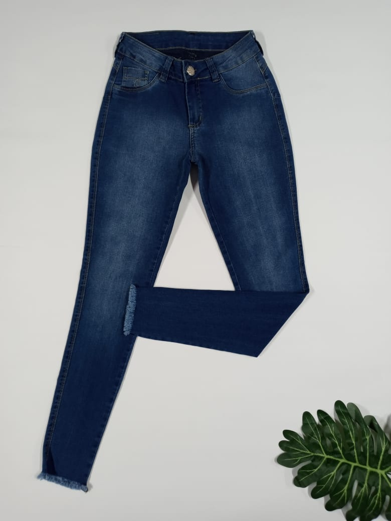 Calça Jeans Skinny - Taila