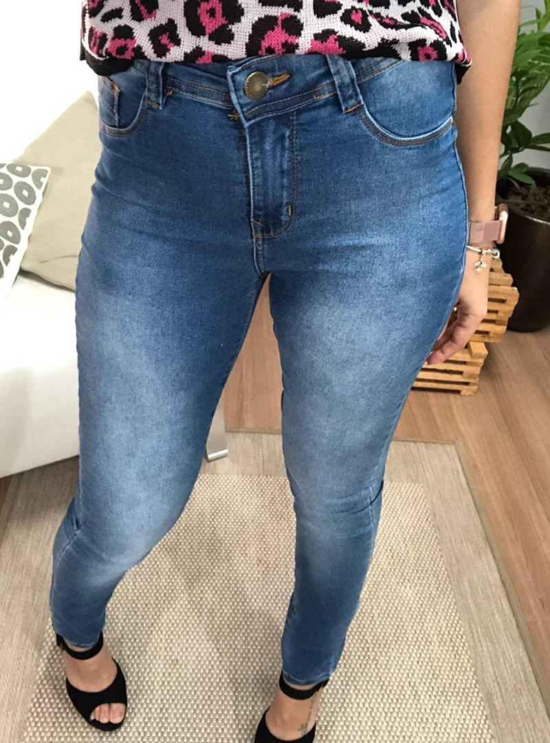 Calça Jeans Skinny - Talita