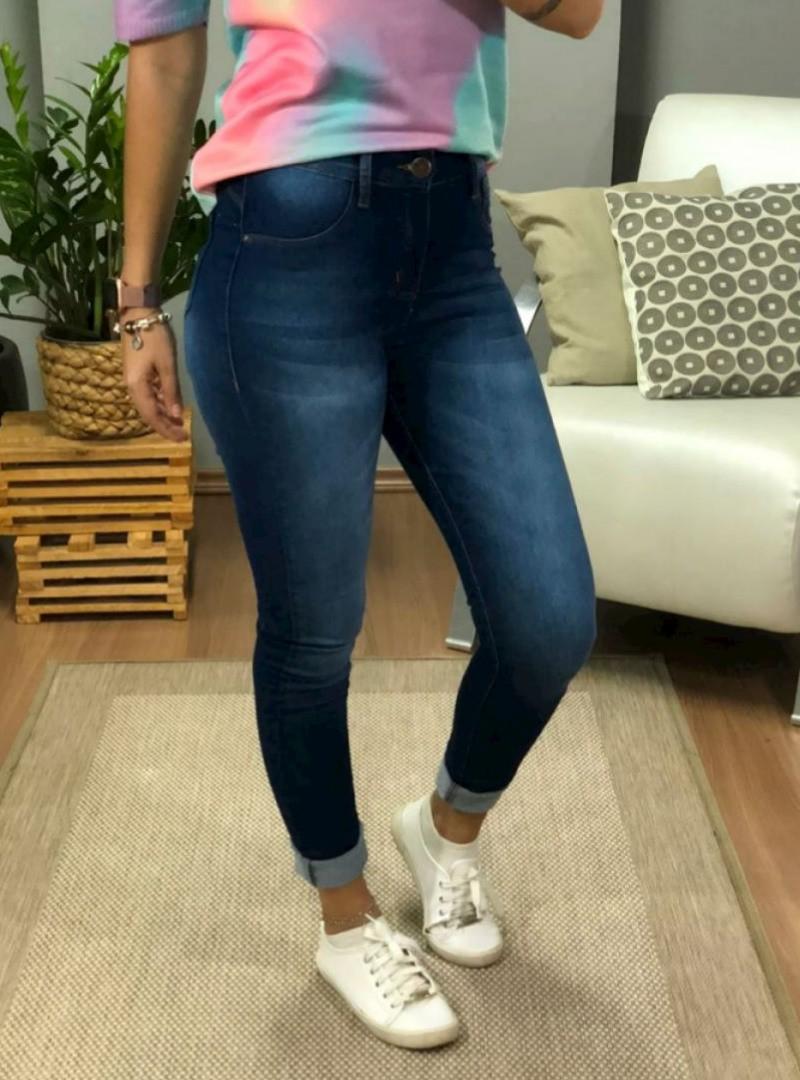 Calça Skinny Jeans - Marcia