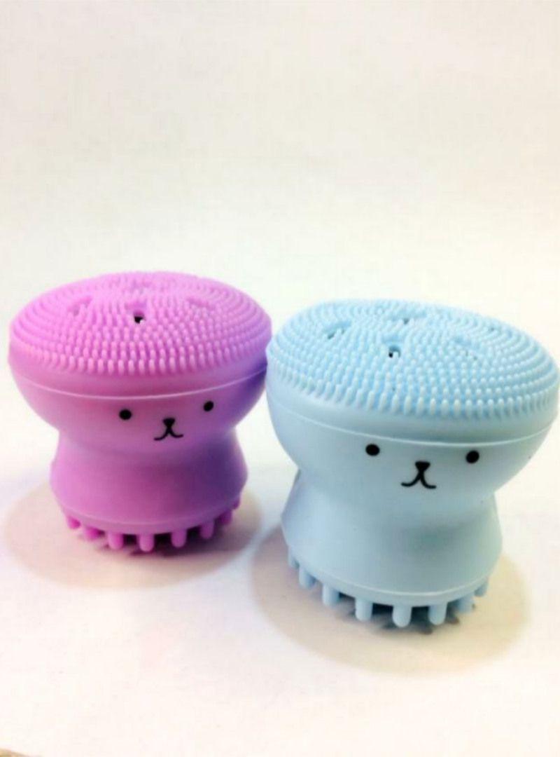 Esponja de Silicone Para Limpeza Facial - My Beauty Tool