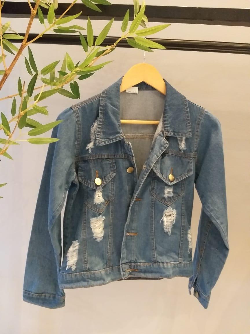 Jaqueta Jeans - Angelica