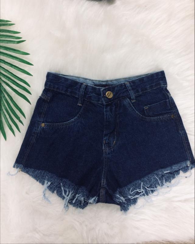 Shorts Curto Jeans Capitan - Jake