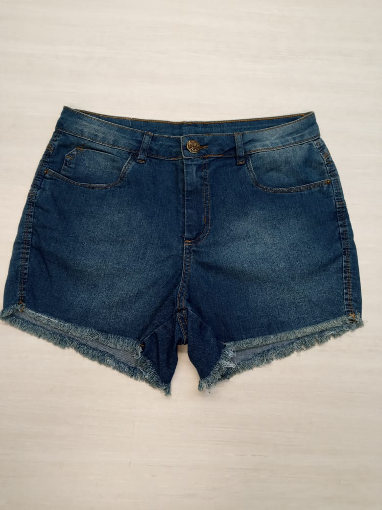 Shorts Jeans curto - Alice
