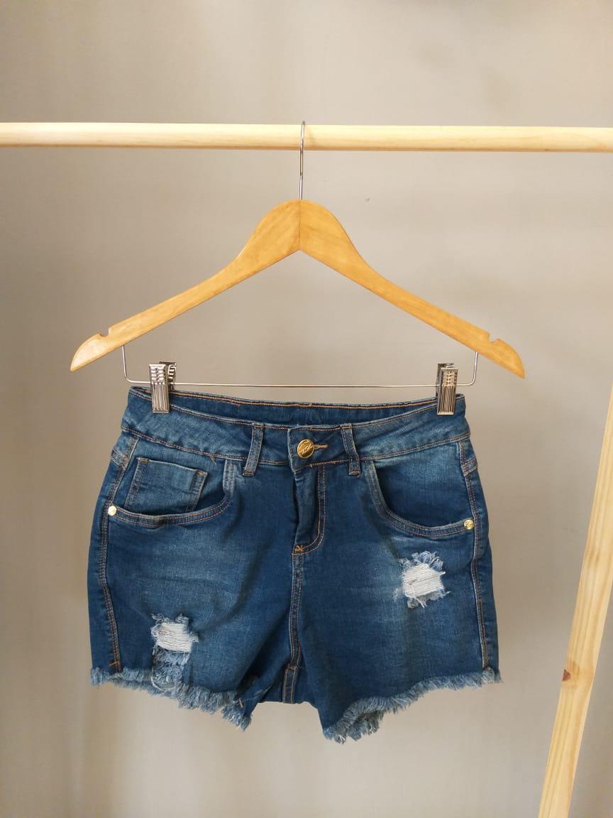 Shorts Jeans Curto - Beatriz