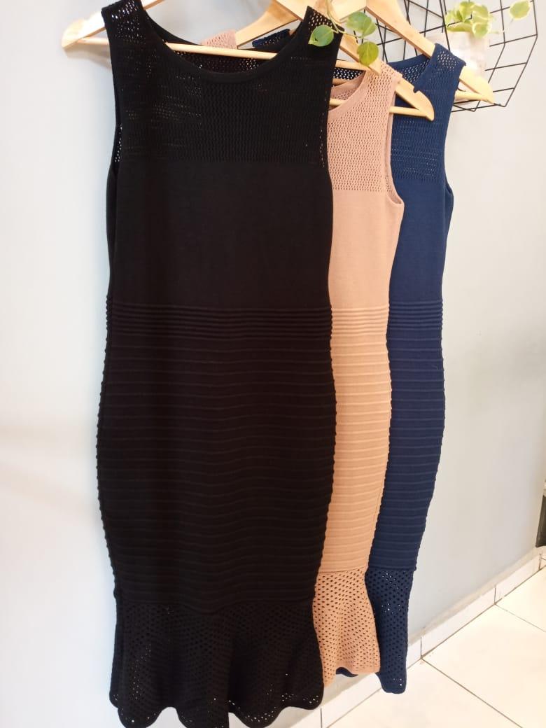 Vestido Midi em Modal - Julia