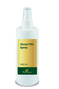Álcool 70% Spray 240 ml