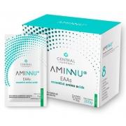 Aminnu Aminoácidos Essenciais 30 Sachês de 10 g Central Nutrition